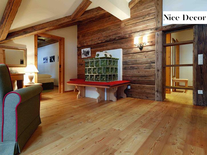 Prečo drevo? Výhody a vlastnosti drevenej podlahy image 0